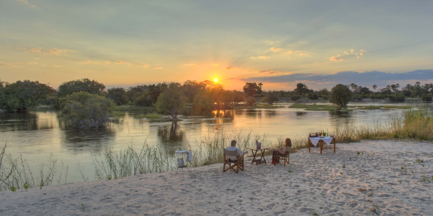 Perfect holiday for couples at Victoria Falls