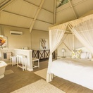 Private accommodation on the Zambezi - The Princess Mary Suite - Zambia