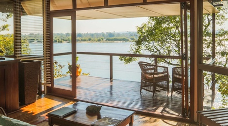 The River Suites at The River Club - Zambia