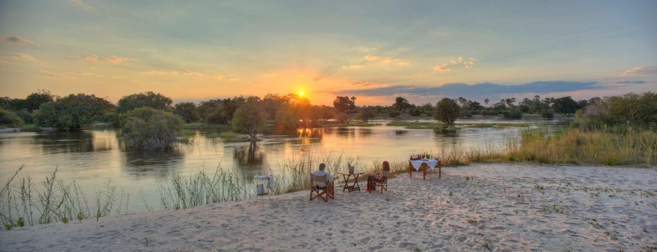 A romantic escape at The River Club Zambia